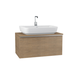 Shift Washbasin unit | Armarios lavabo | VitrA Bad