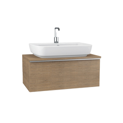 Shift Washbasin unit | Vanity units | VitrA Bad
