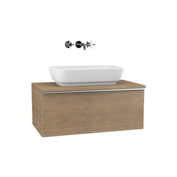 Shift Washbasin unit Compressed | Vanity units | VitrA Bad