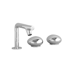 Istanbul Two-handle basin mixer | Grifería para lavabos | VitrA Bad