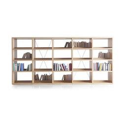 Jakin | Étagères pour bibliothèques | Sellex