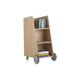 Jakin | Book trolleys | Sellex