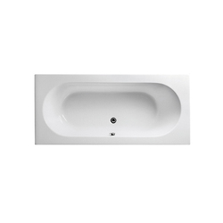 Options Matrix, Bathtub 180 x 80 cm | Built-in bathtubs | VitrA Bad