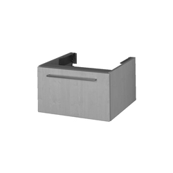 Options Washbasin unit for counter board | Armarios lavabo | VitrA Bad