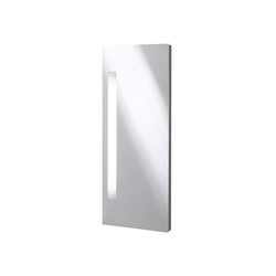 Options Cloakroom mirror | Mirrors | VitrA Bad