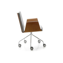 Don on castors | Chaises de travail | Sellex