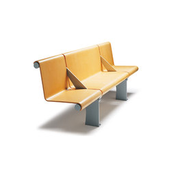 Vacante | Beam / traverse seating | Sellex