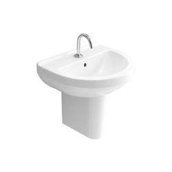 S50 Cloakroom basin, 45 cm | Wash basins | VitrA Bad