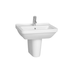 S50 Washbasin, 55 cm | Wash basins | VitrA Bad