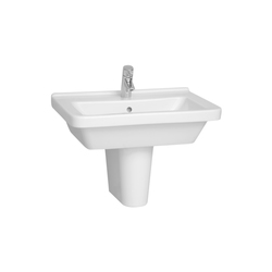 S50 Washbasin, 65 cm | Wash basins | VitrA Bad