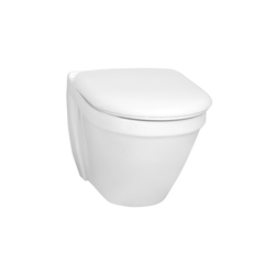 S50 Wall hung WC compact | Toilets | VitrA Bad