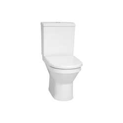 S50 Floor standing WC open back | Vasi | VitrA Bad