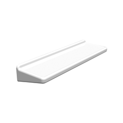 S50 Ceramic shelf | Repisas / soportes para repisas | VitrA Bad
