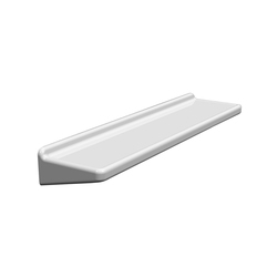 S50 Ceramic shelf | Tablettes / Supports tablettes | VitrA Bad
