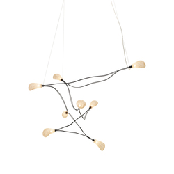 Dapple Ceiling Eight | Suspended lights | ANGO