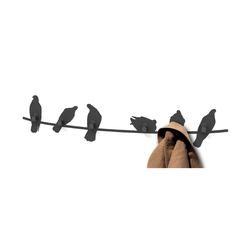 Birds on Wire coat rack | Hakenleisten | Covo