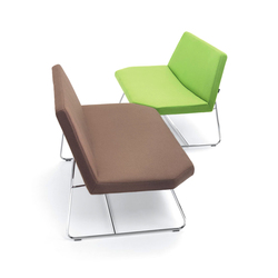 OTTO Lounge Chair | Canapés d'attente | Girsberger