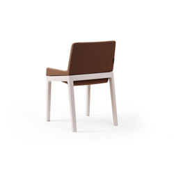 Tonic  chair wood | Chaises | Rossin