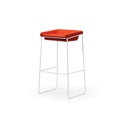 Tonic bar-stool metal | Bar stools | Rossin