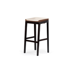 Tonic bar-stool wood | Sgabelli bar | Rossin