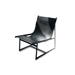 Skin 1105 Armchair | Lounge chairs | Vibieffe