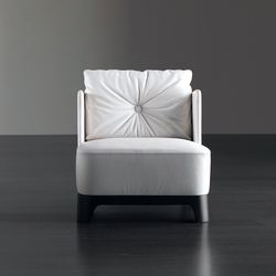 Keeton Armchair | Lounge chairs | Meridiani