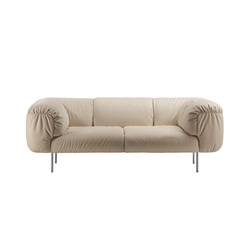 Bebop | Lounge sofas | Poltrona Frau