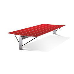 Loco Bench   Exterior benches   ALL+