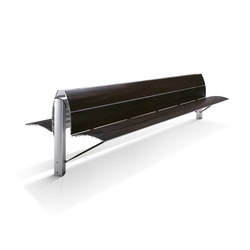 Loco Bench | Exterior benches | ALL+