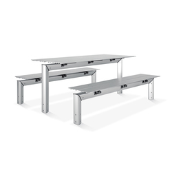 Loco Table | Bancs avec tables | ALL+
