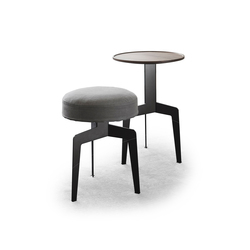 Tavolini 9500 - 44 | 45 Table | Multipurpose stools | Vibieffe