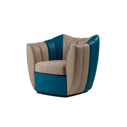 Willy | Lounge chairs | Poltrona Frau
