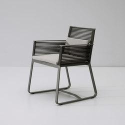 Landscape dining armchair | Gartenstühle | KETTAL