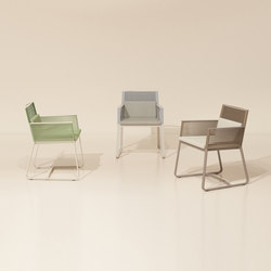 Landscape dining armchair | Chairs | KETTAL