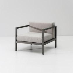 Landscape club armchair L | Garden armchairs | KETTAL