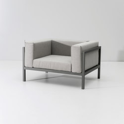 Landscape club armchair XL | Fauteuils de jardin | KETTAL