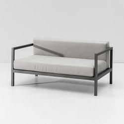 Landscape 2-seater L | Sofas de jardin | KETTAL