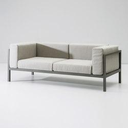 Landscape seater 2 XL | Sofás de jardín | KETTAL