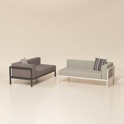 Landscape corner module | Garden sofas | KETTAL