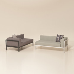 Landscape corner module | Sofas de jardin | KETTAL