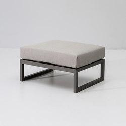 Landscape footstool | Garden stools | KETTAL