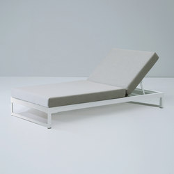 Landscape lounger with 5-position | Sun loungers | KETTAL