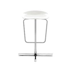 Flan swivelling barstool | Bar stools | Desalto