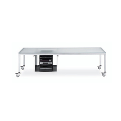 Helsinki Small table | Multimedia Trolleys | Desalto