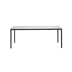 Helsinki rectangular table | Meeting room tables | Desalto