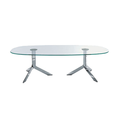 Iblea table oval | Tables de repas | Desalto