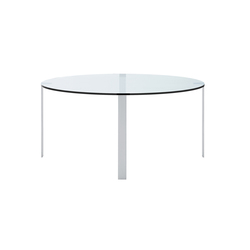 Liko Glass table | Meeting room tables | Desalto