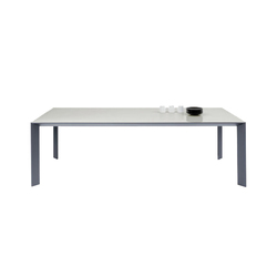 Mac rectangular table | Garten-Esstische | Desalto