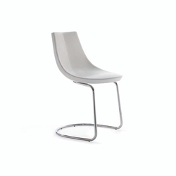 Talea cantilever chair | Visitors chairs / Side chairs | Desalto