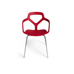 Trace chair | Garden chairs | Desalto